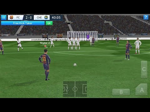 Dream League Soccer 2018 Android Gameplay #21