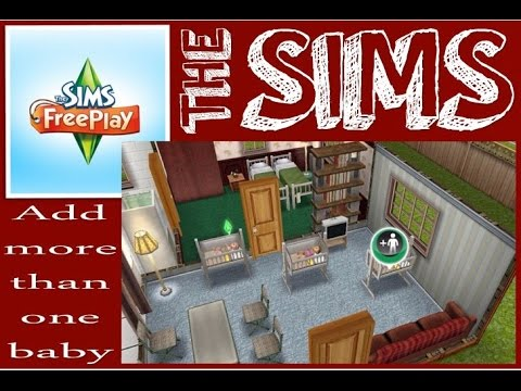 Sims Freeplay Cheat 2015 Add More Than One Baby At Once