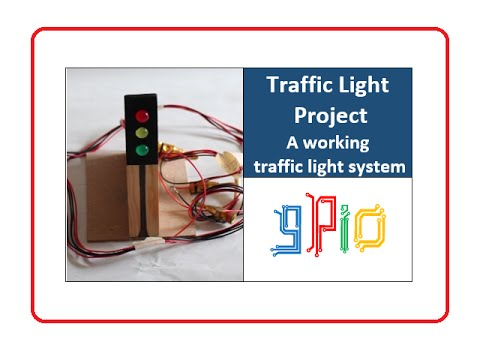 How to make Traffic Lights - a gPiO box project