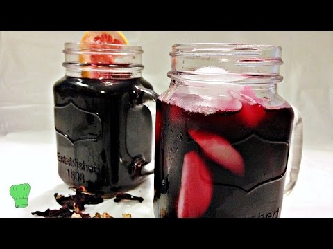 HOW TO MAKE THE BEST ZOBO EVER || Nigerian Food Recipes || Nigerian Drinks