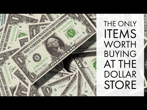 Dollar Store Finds: 7 Cheap and Healthy Items Worth Buying
