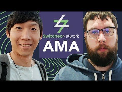 Switcheo AMA With OhHeyMatty
