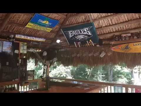 How to Build Your Own Tiki Bar, Tiki Hut, Tables & Stools