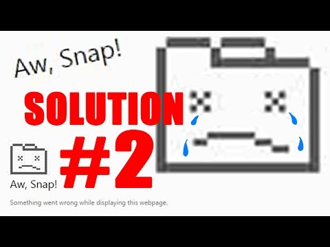 [SOLVED] UPDATE!!! - How To Fix Google Chrome Crashing All Pages and Extensions