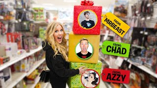 I let YouTubers Decide what I Buy! - Challenge