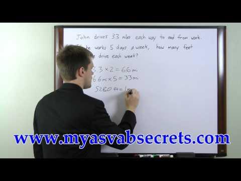 ASVAB Tips - ASVAB Study Guide