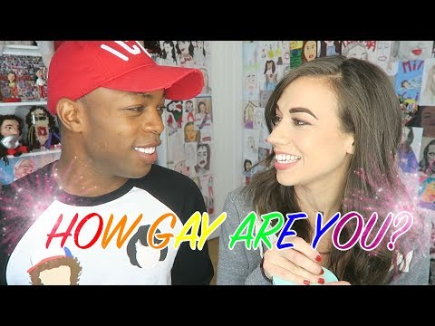 How Gay Are You? with Colleen