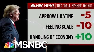 Trump's Economy Is Not Your Economy: Candidates Must Lean Into Individual Economy | Deadline | MSNBC