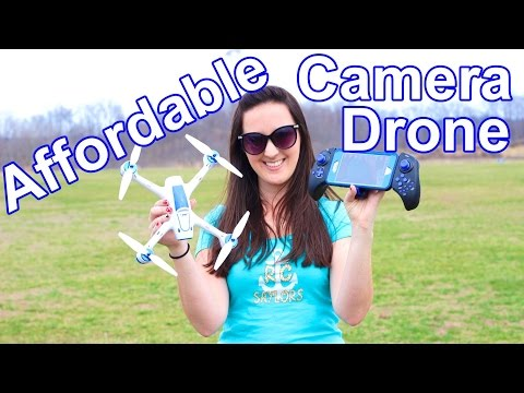 Seriously Easy To Fly Beginner Camera Drone - XBM-55 WIFI FPV Quadcopter - TheRcSaylors