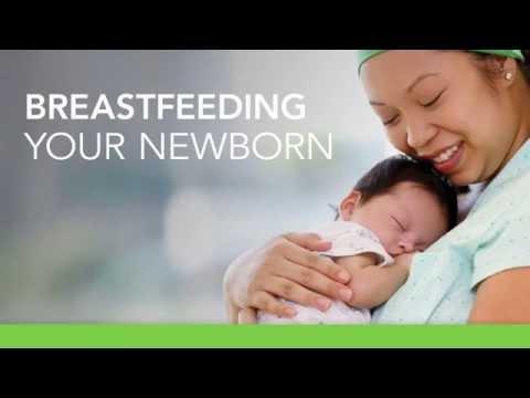 Breastfeeding Your Newborn | Kaiser Permanente