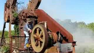 Starting Old Arrow Engine