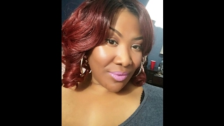 The Perfect Curly Bob Wig Zury Sis Mika A Line