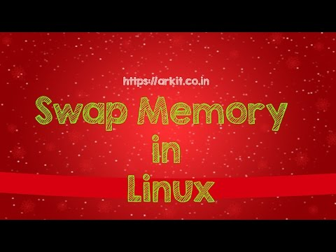 What is Swap space and How Swap Memory Works in Real Time Server