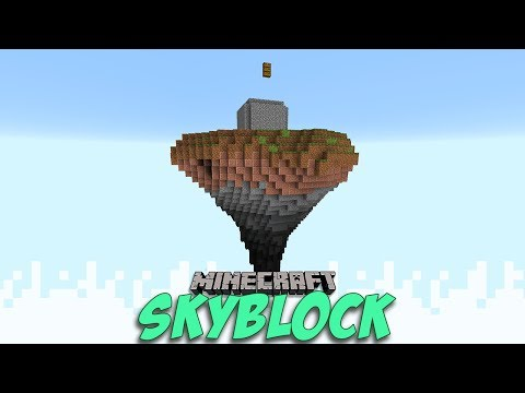 Excellent Start! - Skyblock Season 2 - EP01 (Minecraft Video)