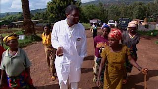 When 60 Minutes met Nobel winner Denis Mukwege