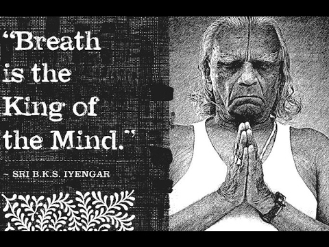 How To Control Your Mind by Controlling Your Breath