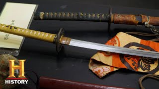 Pawn Stars: King of the Katanas | History