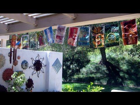Prayer Flags  by Jane LaFazio