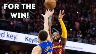 NBA Clutch Moments 2017