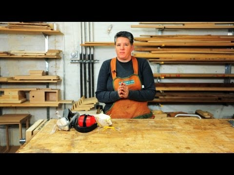 How to Practice Woodworking Safely | Woodworking
