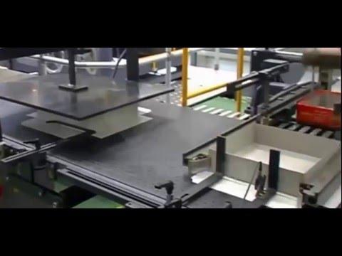 Rigid Setup Hardcover Box Machine - The Gift Box Company US