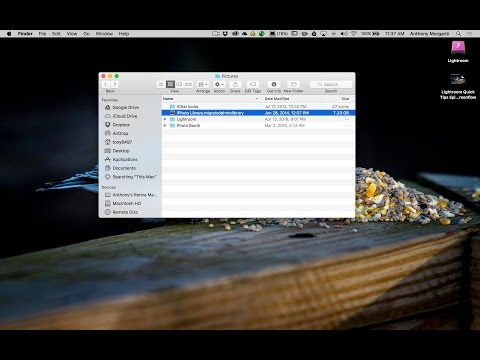 Lightroom Quick Tips - Episode 49: Importing Images From Apple Photos