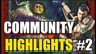Monster hunter World►Community Highlights►THE BEST MOMENTS FROM THE BETA #2