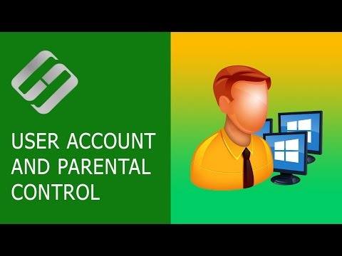 How to Add an Account and Set Up Parental Control in Windows 10 👨‍💻💻 👨‍👦‍👦