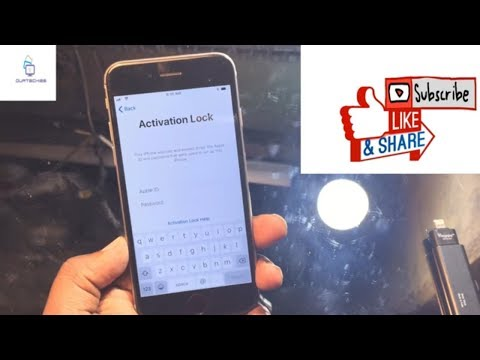 Icloud unlock for Iphone 5s/6/6/6s/6s+/7/7+/8 ios 11.3   icloud activation lock bypass April 2018✅✅✅