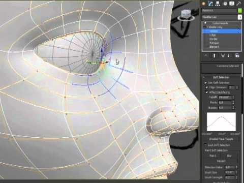 3DS Max 2012 Tutorial - Creating Simple Eyes