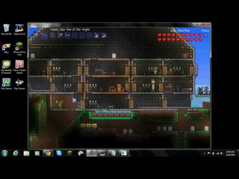[TERRARIA] Free Working 1.1.2 Server