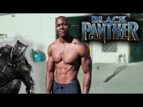 Black Panther Workout | No Weights Allowed