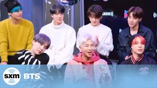 BTS Talk Halsey and Collaborating on 'Boy With Luv'