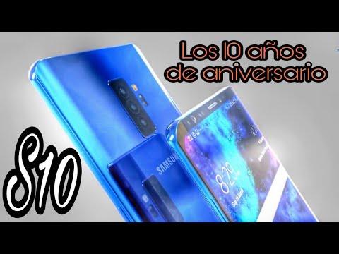 Samsung Galaxy S10 - Lo que se espera en los 10 años de Aniversario
