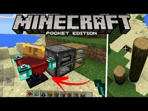 The New Minecraft Pe 3d Realistic World Better Than origanl | mcpe ( minecraft pe ) 3d texture pack