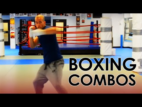 20 BEGINNER BOXING COMBINATIONS  |  WANT MORE COMBOS?