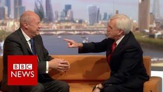 Damian Green and John McDonnell clash over manifestos - BBC News