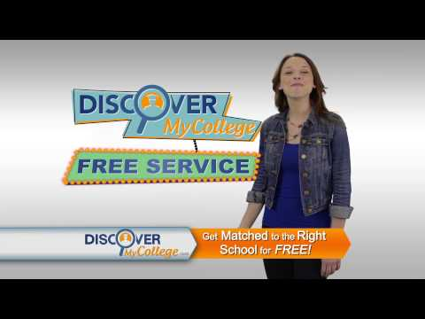 FALCONE - The New Discover My College TV Commercial #theonlyfalcone