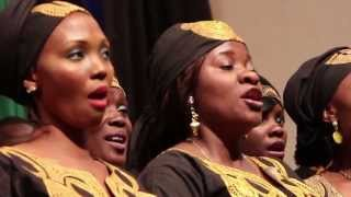 Christmas in Nigeria: Lagos City Chorale perform