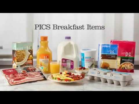 PICS Breakfast