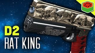 RAT KING - NEW EXOTIC SIDEARM! | Destiny 2 Gameplay