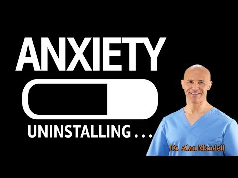 How to Control Your Anxiety From Ruining Your Day - Dr Alan Mandell, DC