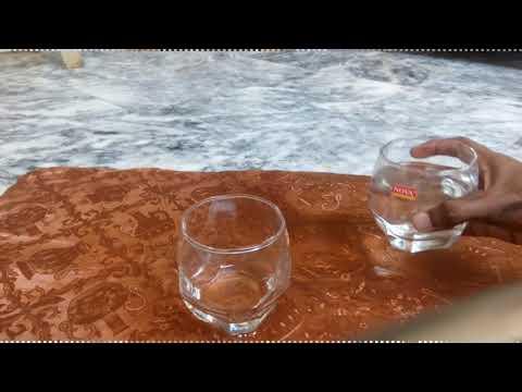 Convert Water Into Ice Magic #3 Just Fun!