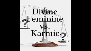 Divine Masculine Past/Present Life WitchCraft Karma