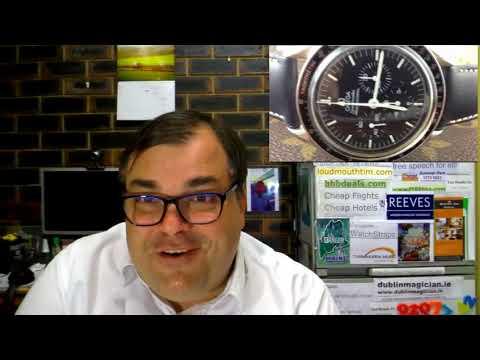 LIFE IS SHORT - Buy your dream Omega Speedmaster or Rolex GMT Batman