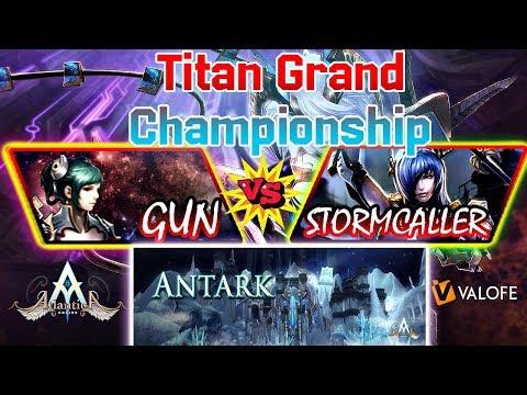 Titan 11/11/2018 AM - Broto vs Tirandill - Atlantica Online