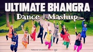 Ultimate Bhangra & Mashup   Best of 2018   Latest Punjabi Songs   Biggest Bhangra of year Vekhii Jaa