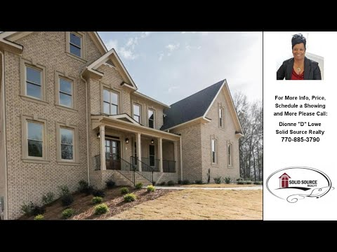 New Construction Homes in Atlanta, GA Presented by Dionne