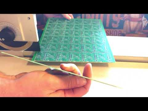 Maestro 3 Depanelizer Circuit Board Separator For Sale