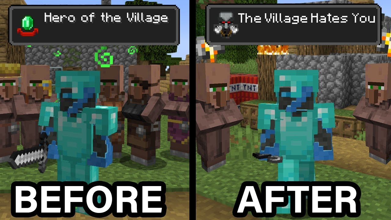The Story of Minecraft's most EVIL Player..